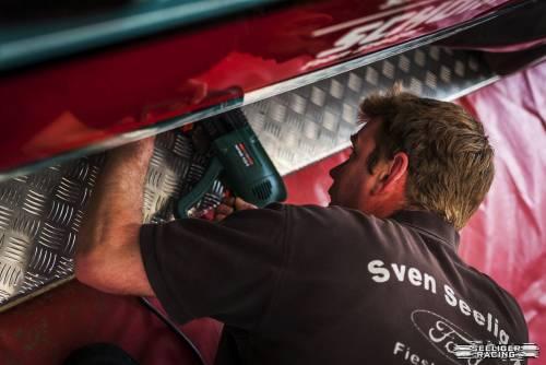 Sven Seeliger | Seeliger Racing | Ford Fiesta Super1600 | Rallycross Challenge Europe 2015_1002