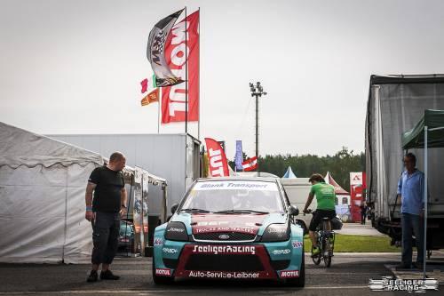 Sven Seeliger | Seeliger Racing | Ford Fiesta Super1600 | Rallycross Challenge Europe 2015_1008