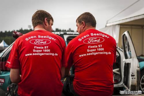 Sven Seeliger | Seeliger Racing | Ford Fiesta Super1600 | Rallycross Challenge Europe 2015_1010