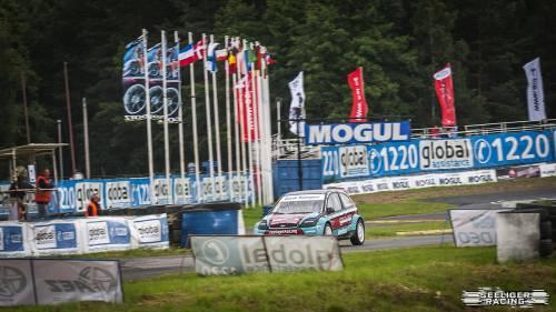 Sven Seeliger | Seeliger Racing | Ford Fiesta Super1600 | Rallycross Challenge Europe 2015_1013