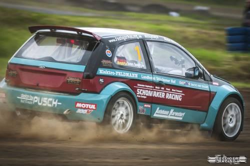 Sven Seeliger | Seeliger Racing | Ford Fiesta Super1600 | Rallycross Challenge Europe 2015_1016