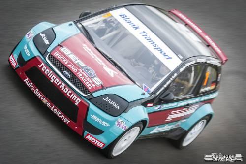 Sven Seeliger | Seeliger Racing | Ford Fiesta Super1600 | Rallycross Challenge Europe 2015_1019