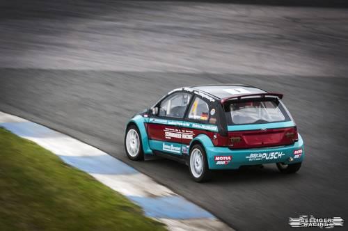 Sven Seeliger | Seeliger Racing | Ford Fiesta Super1600 | Rallycross Challenge Europe 2015_1020