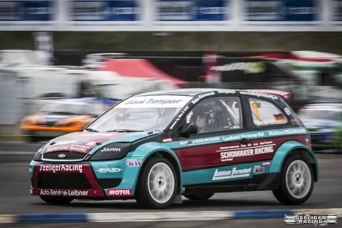 Sven Seeliger | Seeliger Racing | Ford Fiesta Super1600 | Rallycross Challenge Europe 2015_1027