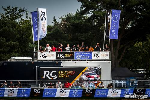 Sven Seeliger | Seeliger Racing | Ford Fiesta Super1600 | Rallycross Challenge Europe 2015_1029
