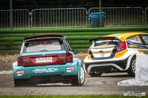 Sven Seeliger | Seeliger Racing | Ford Fiesta Super1600 | Rallycross Challenge Europe 2015_1030