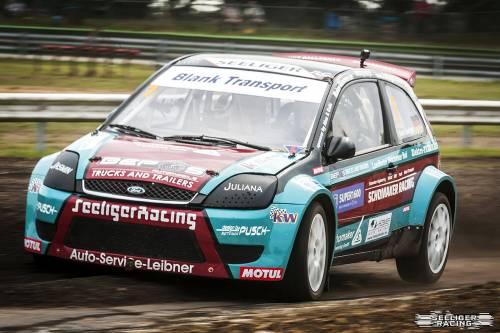 Sven Seeliger | Seeliger Racing | Ford Fiesta Super1600 | Rallycross Challenge Europe 2015_1032