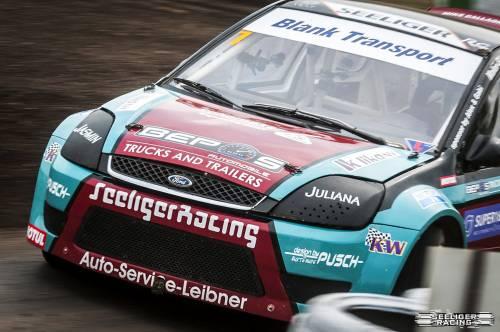 Sven Seeliger | Seeliger Racing | Ford Fiesta Super1600 | Rallycross Challenge Europe 2015_1033