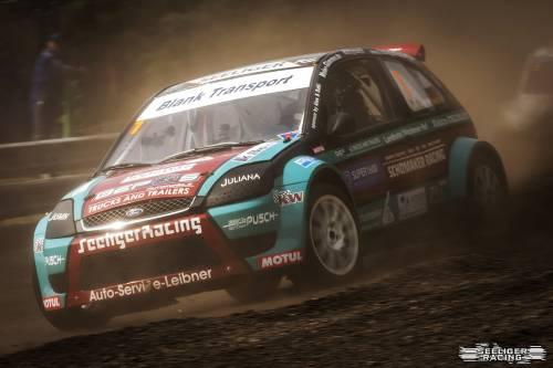 Sven Seeliger | Seeliger Racing | Ford Fiesta Super1600 | Rallycross Challenge Europe 2015_1035