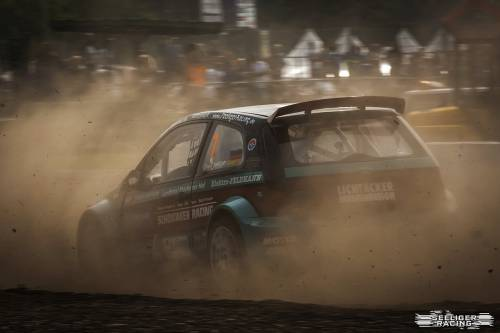 Sven Seeliger | Seeliger Racing | Ford Fiesta Super1600 | Rallycross Challenge Europe 2015_1036