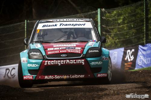 Sven Seeliger | Seeliger Racing | Ford Fiesta Super1600 | Rallycross Challenge Europe 2015_1037