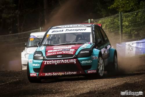 Sven Seeliger | Seeliger Racing | Ford Fiesta Super1600 | Rallycross Challenge Europe 2015_1038