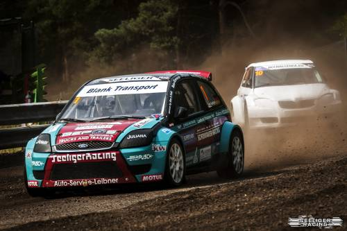 Sven Seeliger | Seeliger Racing | Ford Fiesta Super1600 | Rallycross Challenge Europe 2015_1039