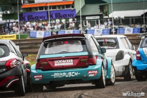 Sven Seeliger | Seeliger Racing | Ford Fiesta Super1600 | Rallycross Challenge Europe 2015_1047