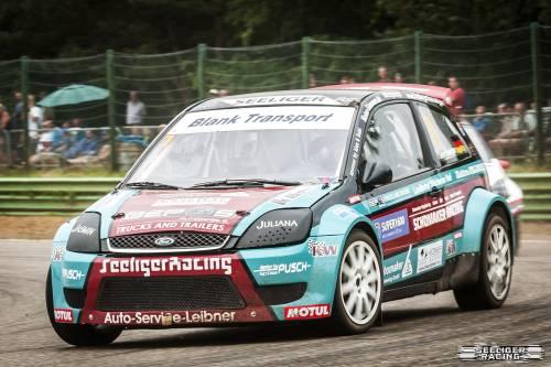 Sven Seeliger | Seeliger Racing | Ford Fiesta Super1600 | Rallycross Challenge Europe 2015_1048