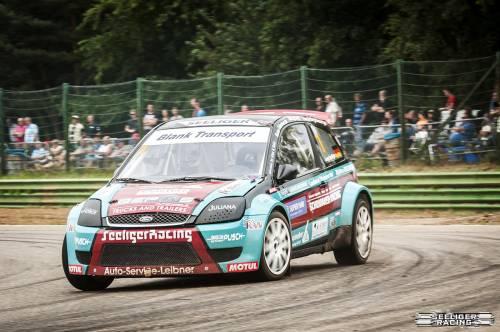 Sven Seeliger | Seeliger Racing | Ford Fiesta Super1600 | Rallycross Challenge Europe 2015_1049