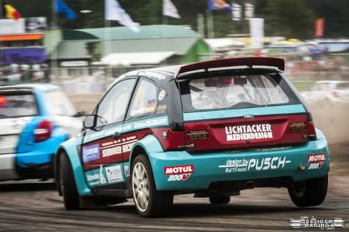 Sven Seeliger | Seeliger Racing | Ford Fiesta Super1600 | Rallycross Challenge Europe 2015_1050