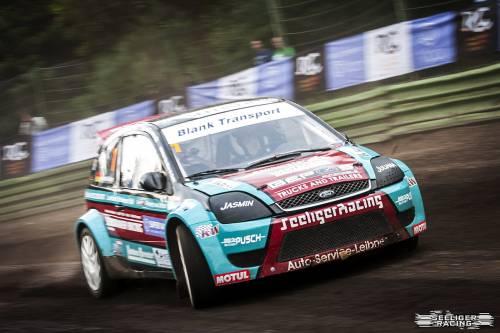 Sven Seeliger | Seeliger Racing | Ford Fiesta Super1600 | Rallycross Challenge Europe 2015_1052