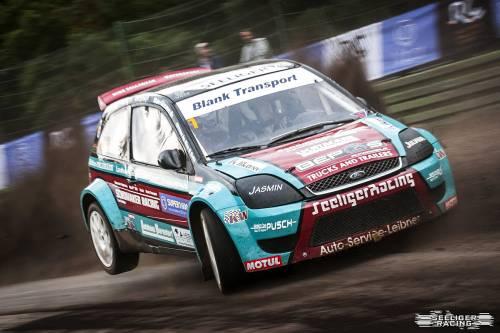 Sven Seeliger | Seeliger Racing | Ford Fiesta Super1600 | Rallycross Challenge Europe 2015_1053