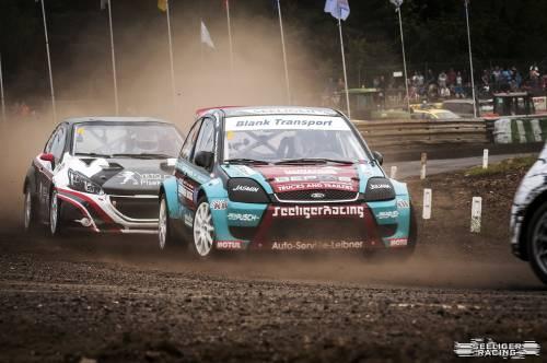 Sven Seeliger | Seeliger Racing | Ford Fiesta Super1600 | Rallycross Challenge Europe 2015_1056