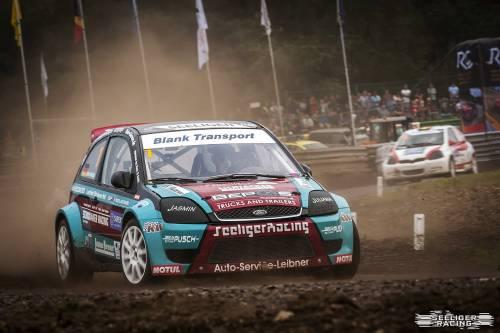 Sven Seeliger | Seeliger Racing | Ford Fiesta Super1600 | Rallycross Challenge Europe 2015_1057