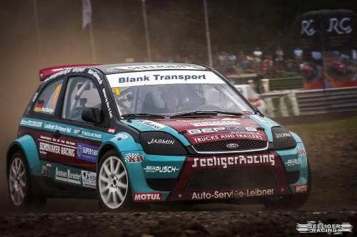 Sven Seeliger | Seeliger Racing | Ford Fiesta Super1600 | Rallycross Challenge Europe 2015_1058