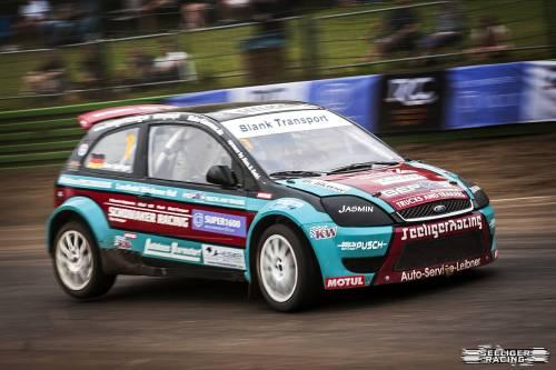 Sven Seeliger | Seeliger Racing | Ford Fiesta Super1600 | Rallycross Challenge Europe 2015_1060