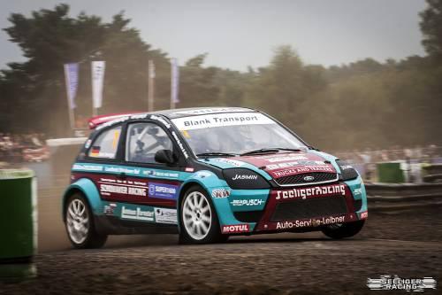 Sven Seeliger | Seeliger Racing | Ford Fiesta Super1600 | Rallycross Challenge Europe 2015_1061