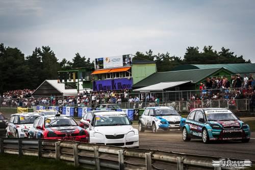Sven Seeliger | Seeliger Racing | Ford Fiesta Super1600 | Rallycross Challenge Europe 2015_1062