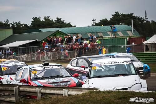 Sven Seeliger | Seeliger Racing | Ford Fiesta Super1600 | Rallycross Challenge Europe 2015_1063