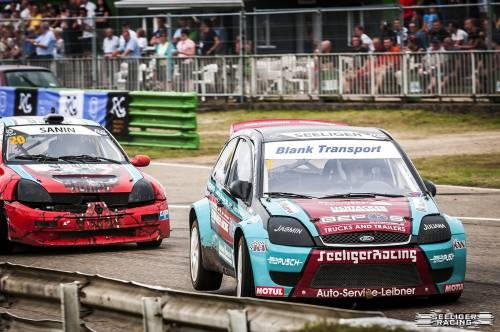 Sven Seeliger | Seeliger Racing | Ford Fiesta Super1600 | Rallycross Challenge Europe 2015_1066