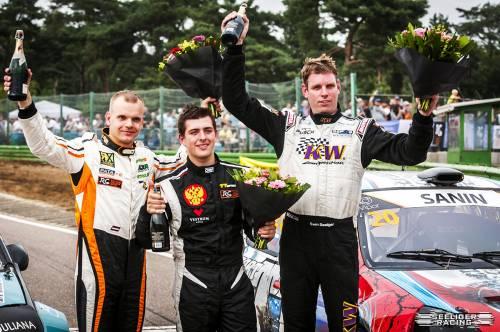 Sven Seeliger | Seeliger Racing | Ford Fiesta Super1600 | Rallycross Challenge Europe 2015_1070
