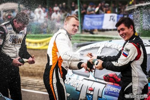 Sven Seeliger | Seeliger Racing | Ford Fiesta Super1600 | Rallycross Challenge Europe 2015_1071