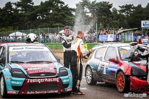 Sven Seeliger | Seeliger Racing | Ford Fiesta Super1600 | Rallycross Challenge Europe 2015_1072