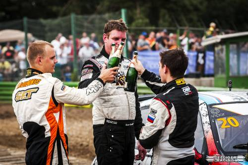 Sven Seeliger | Seeliger Racing | Ford Fiesta Super1600 | Rallycross Challenge Europe 2015_1073