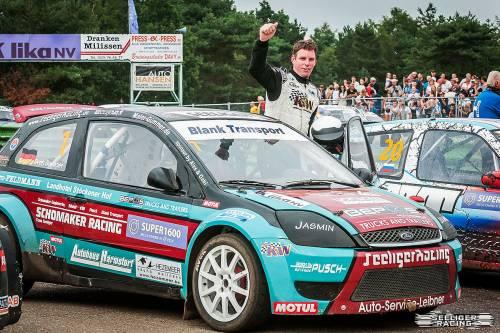 Sven Seeliger | Seeliger Racing | Ford Fiesta Super1600 | Rallycross Challenge Europe 2015_1074