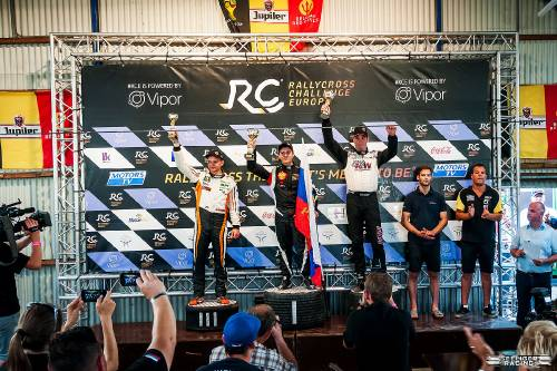 Sven Seeliger | Seeliger Racing | Ford Fiesta Super1600 | Rallycross Challenge Europe 2015_1075