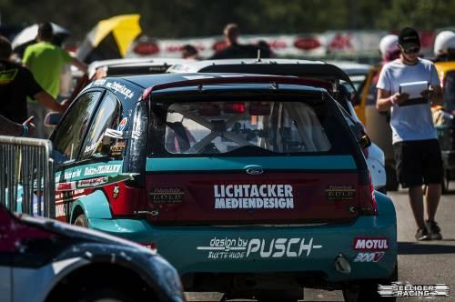 Sven Seeliger | Seeliger Racing | Ford Fiesta Super1600 | Rallycross Challenge Europe 2015_1083