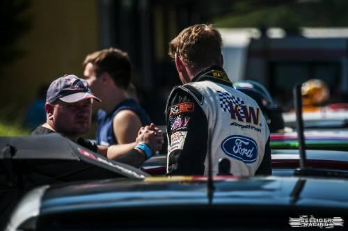 Sven Seeliger | Seeliger Racing | Ford Fiesta Super1600 | Rallycross Challenge Europe 2015_1084