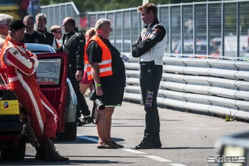 Sven Seeliger | Seeliger Racing | Ford Fiesta Super1600 | Rallycross Challenge Europe 2015_1085