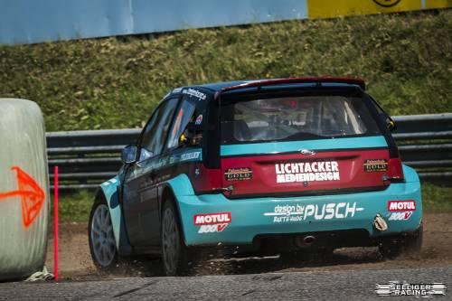 Sven Seeliger | Seeliger Racing | Ford Fiesta Super1600 | Rallycross Challenge Europe 2015_1087