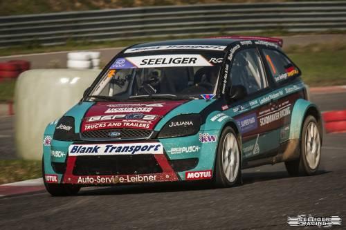 Sven Seeliger | Seeliger Racing | Ford Fiesta Super1600 | Rallycross Challenge Europe 2015_1088