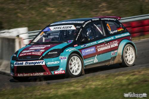 Sven Seeliger | Seeliger Racing | Ford Fiesta Super1600 | Rallycross Challenge Europe 2015_1090
