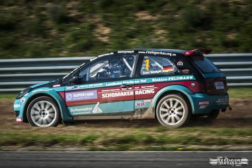 Sven Seeliger | Seeliger Racing | Ford Fiesta Super1600 | Rallycross Challenge Europe 2015_1091