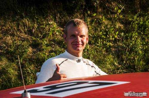 Sven Seeliger | Seeliger Racing | Ford Fiesta Super1600 | Rallycross Challenge Europe 2015_1092