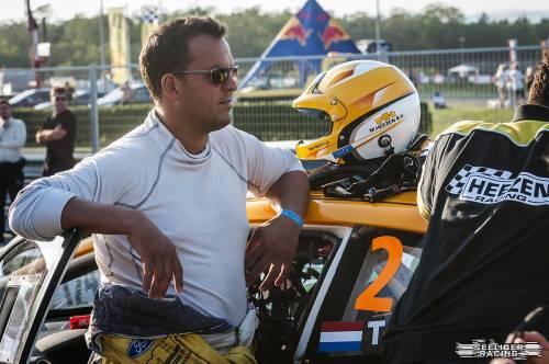 Sven Seeliger | Seeliger Racing | Ford Fiesta Super1600 | Rallycross Challenge Europe 2015_1094