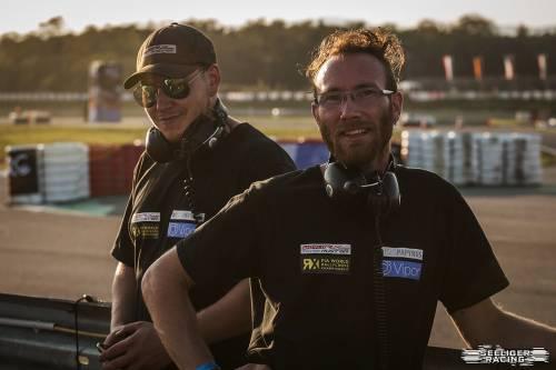Sven Seeliger | Seeliger Racing | Ford Fiesta Super1600 | Rallycross Challenge Europe 2015_1097