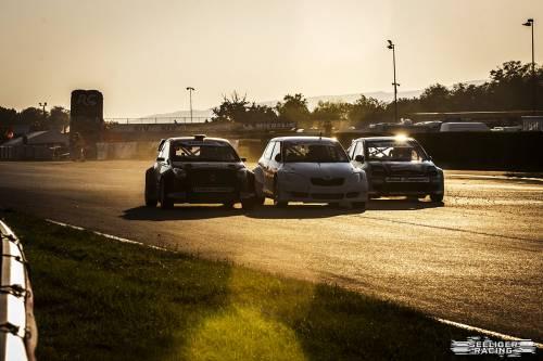 Sven Seeliger | Seeliger Racing | Ford Fiesta Super1600 | Rallycross Challenge Europe 2015_1099