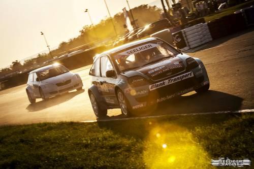 Sven Seeliger | Seeliger Racing | Ford Fiesta Super1600 | Rallycross Challenge Europe 2015_1105