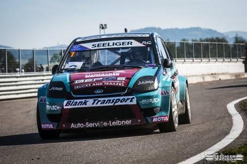 Sven Seeliger | Seeliger Racing | Ford Fiesta Super1600 | Rallycross Challenge Europe 2015_1106
